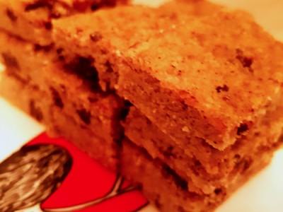 Glutenfri bananbar
