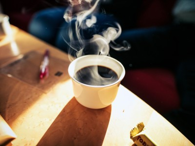 Koffein til glede og besvær