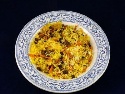Jeweled Rice fra Iran